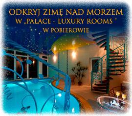 Luksusowy pensjonat w Pobierowie