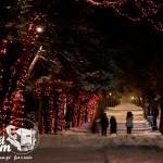 Zima nad morzem - Święta w Pobierowie