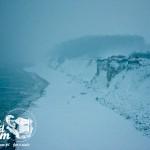 Zima nad morzem - Trzęsacz