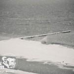 Plaża zimą w Rewalu