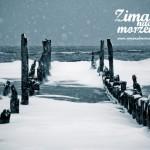 Zima nad morzem Bałtyckim - Rewal