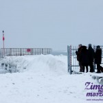 Zima w Niechorzu - Zima nad morzem