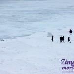 Zima w Pobierowie - Zima nad morzem